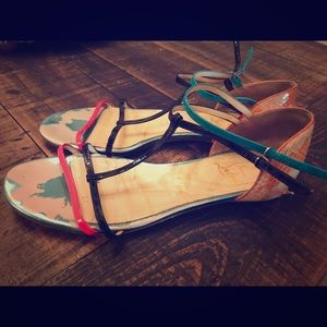 Louboutin sandals